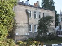 Новороссийск, улица Борисова, дом 26А. многоквартирный дом