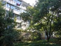 Новороссийск, улица Луначарского, дом 10. многоквартирный дом