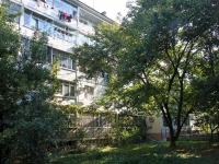 Novorossiysk, Lunacharsky st, house 10. Apartment house