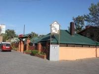 Novorossiysk, cafe / pub Изба, Zhukovsky st, house 1