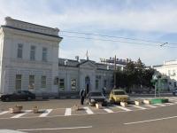 Novorossiysk, st Zhukovsky, house 16. railway station