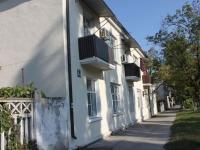 Новороссийск, улица Индустриальная, дом 1 к.5. многоквартирный дом
