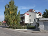 Новороссийск, улица Кутузовская, дом 1. 2 отряд федеральной противопожарной службы Новороссийска