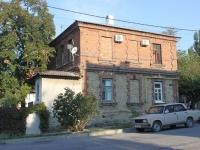 Novorossiysk, Pushkinskaya st, house 6. Apartment house