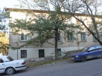 Novorossiysk, st Pushkinskaya, house 8. Apartment house
