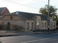 Novorossiysk, school Вечерняя сменная школа №1, Sakko i Vantsetti st, house 11