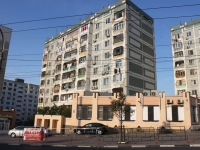 Novorossiysk, Sakko i Vantsetti st, house 22. Apartment house with a store on the ground-floor