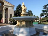 索契市, 喷泉 НавигацияVoykov st, 喷泉 Навигация