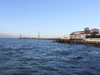 Сочи, Мол и маякулица Войкова, Мол и маяк