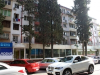 Sochi, Vorovskoy st, house 36. Apartment house with a store on the ground-floor