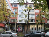 Sochi, Vorovskoy st, house 56. Apartment house with a store on the ground-floor