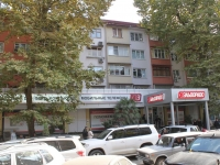 Sochi, Vorovskoy st, house 60. Apartment house with a store on the ground-floor