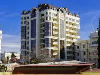Сочи, улица Воровского, дом 3Б. гостиница (отель)