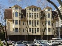 Сочи, улица Воровского, дом 27А. многоквартирный дом