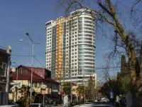 Сочи, улица Воровского, дом 41. строящееся здание