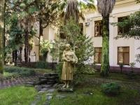 Sochi, museum истории города Сочи, Vorovskoy st, house 54