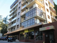 Sochi, st Dmitrievoy, house 2А. Apartment house with a store on the ground-floor