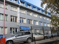 Sochi, Dmitrievoy st, house 56. Apartment house