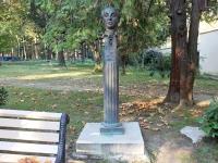 Sochi, monument А.Н. РадищевуEgorov st, monument А.Н. Радищеву