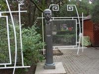 Сочи, памятник Т.Г. Шевченкоулица Егорова, памятник Т.Г. Шевченко