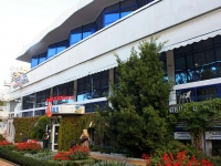 Sochi, hotel Сочи-магнолия, Kurortny avenue, house 50
