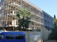 Сочи, Курортный проспект, дом 66А. строящееся здание