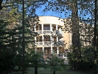 Sochi, health resort Зо­ло­той ко­лос, Kurortny avenue, house 86
