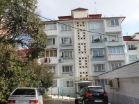 Sochi, Kurortny avenue, house 98/17. Apartment house