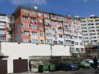 Sochi, Kurortny avenue, house 98/18. Apartment house