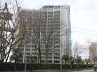 Sochi, Kurortny avenue, house 105Б. multi-purpose building