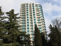 Sochi, Kurortny avenue, house 108/16. Apartment house