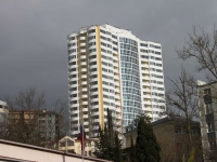 Sochi, Kurortny avenue, house 108/6. Apartment house