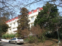 Sochi, Kurortny avenue, house 120 к.3. multi-purpose building