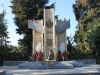 Сочи, памятник Погибшим сотрудникам милицииКурортный проспект, памятник Погибшим сотрудникам милиции