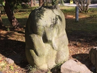 Sochi, sculpture МедведьKurortny avenue, sculpture Медведь