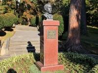 Сочи, памятник С.Н. ХудековуКурортный проспект, памятник С.Н. Худекову