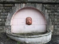 Сочи, фонтан в античном стилеКурортный проспект, фонтан в античном стиле