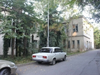 Sochi, Lermontov st, house 9. Apartment house