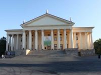 улица Театральная, дом 2. театр Зимний