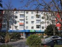 Сочи, улица Чайковского, дом 3. многоквартирный дом