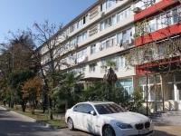Сочи, улица Чайковского, дом 6. многоквартирный дом