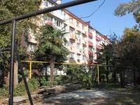 Сочи, улица Чайковского, дом 10. многоквартирный дом