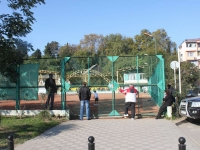 Sochi, Chaykovsky st, house 20. sports club