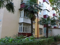 Sochi, Chaykovsky st, house 29. Apartment house