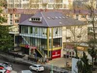 Сочи, улица Чайковского, дом 14А. многофункциональное здание
