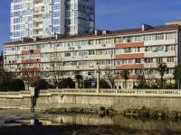 Сочи, улица Чайковского, дом 2. многоквартирный дом