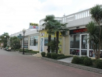 Sochi, Primorskaya st, house 3/7. retail entertainment center