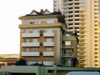 Sochi, hotel БАУНТИ, Primorskaya st, house 4Б