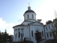 Сочи, собор Свято-Михайло-Архангельский, улица Москвина, дом 12
