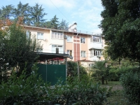 Sochi, Novoselov st, house 5А. Apartment house